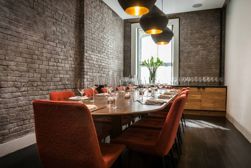 Best Private Dining Rooms Nyc restaurants in nyc with private dining rooms best private new york Charlie Bird Nyc The Private Dining Room