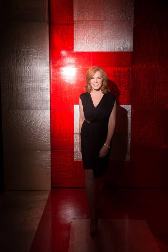 Fox Business Network Anchor Liz Claman Shares The Art Of
