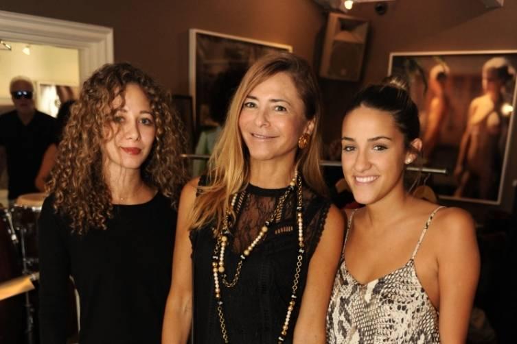 Cristina Velez, Irma Martinez, & Gabriella Alvarez