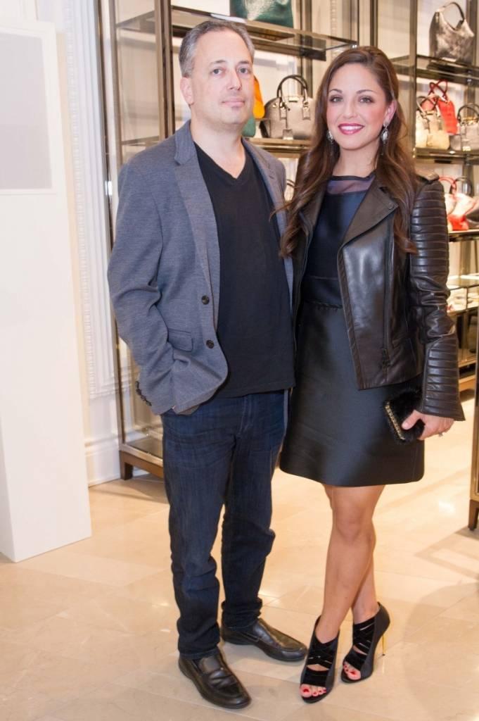 David Sacks and Jacqueline Sacks