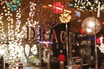 Drago Xmas Exterior Sign