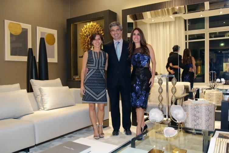 Estefania Rosso, Carlos Rosso, Susy Acosta