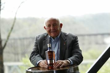 Jimmy Russell how to drink bourbon