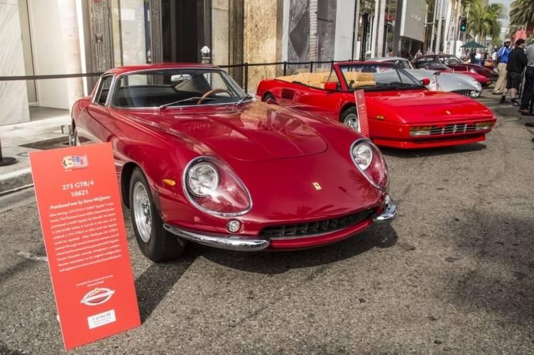 Ferrari 275 GTS:4