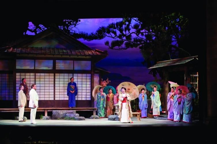 Florida Grand Opera Madama