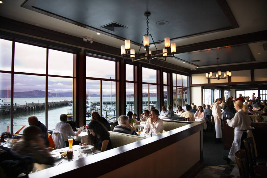 Fog Harbor Dining Room