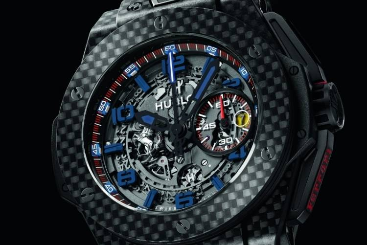 Hublot Big Bang 60th anniversary timepiece