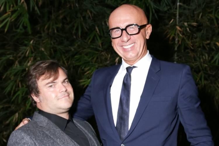 Jack Black and Marco Bizzarri