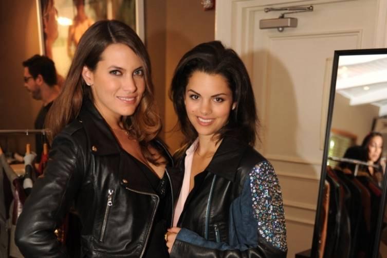 Jilian Sanz & Jacqueline Llovet Garcia