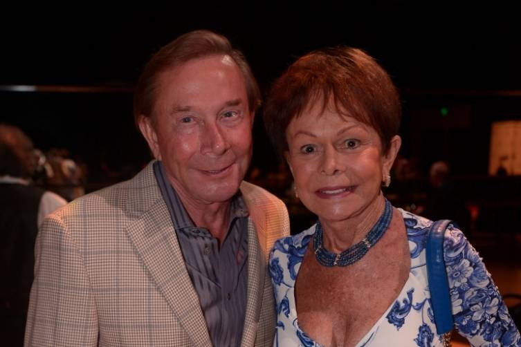 Jim & Bobi Eroncig at Miami City Ballet's Opening Night Reception