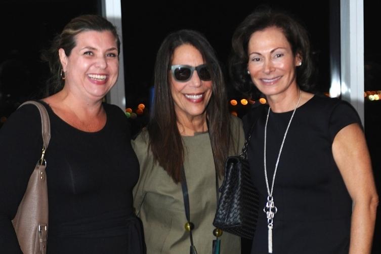 Kimberly Perazzo, Sam Robin, & Carola Hinojosa