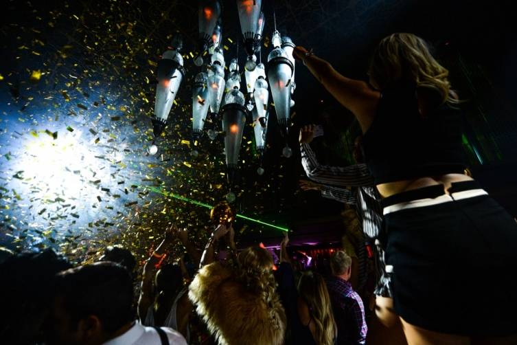 LAVO Launches Fourth Season of Party Brunch
