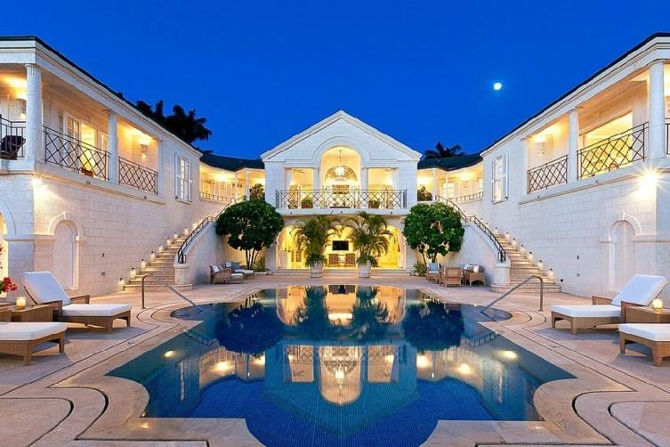 Private Villa at Sugar Hill on Home Away Luxury
