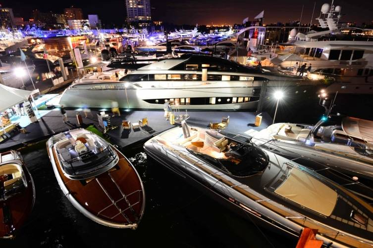 Riva Fort Lauderdale Boat Show