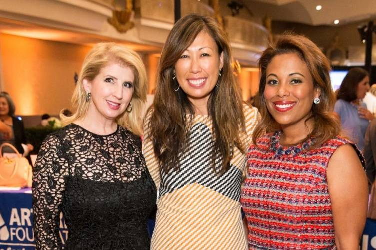 Roberta Economidis, Joy Boatwright and Laura Miller