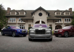 Rolls-Royce Gives Unfettered Access to the Wraith and Phantom at the Bespoke Drive