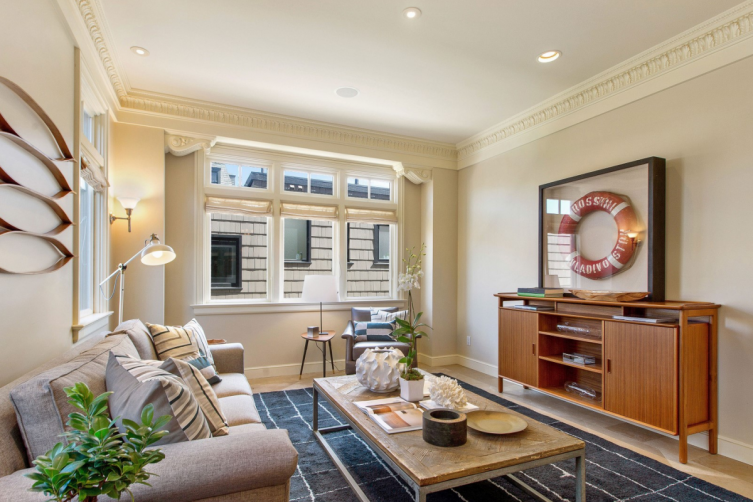 Sotheby's International Realty – Elegant Pacific Heights Home