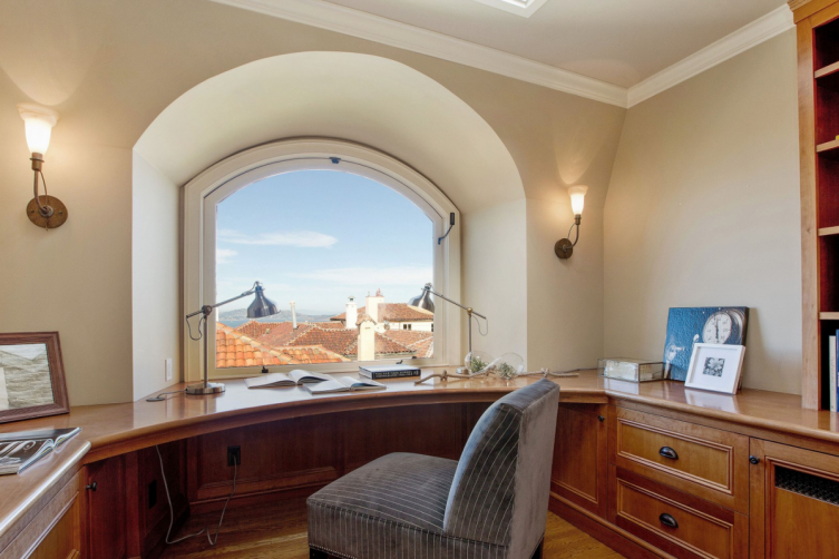 Sotheby's International Realty –Elegant Pacific Heights Home