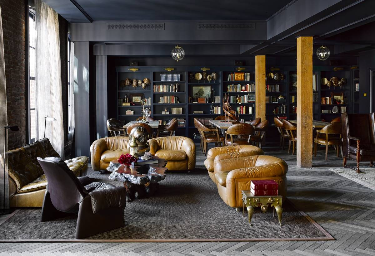 The New Private Clubs In San Francisco Are Hip Happening