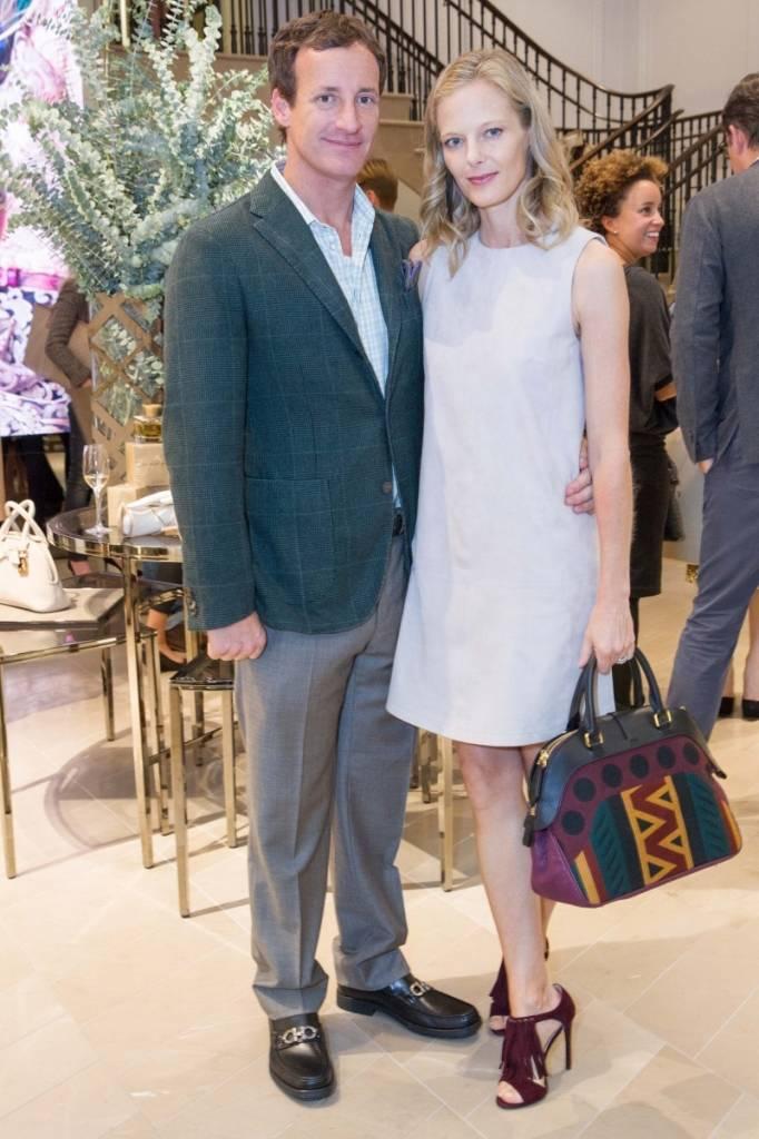 Todd Traina and Katie Traina