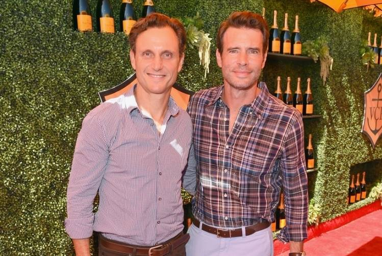 Tony Goldwyn + Scott Foley