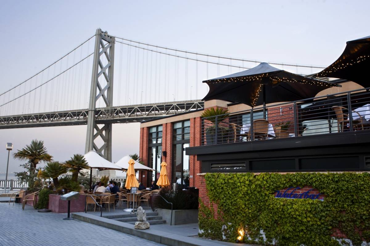 5 Sf Restaurants To View The Blue Angels This Weekend