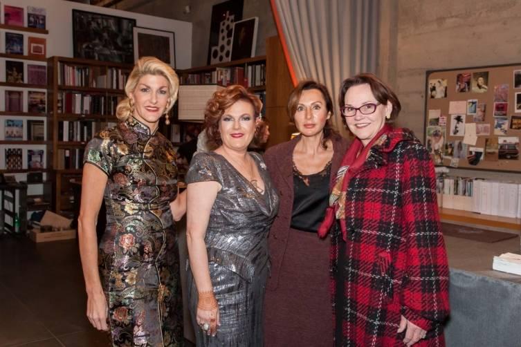 Karen Caldwell, Jennifer Raiser, Clara Shayevich, Meg Starr