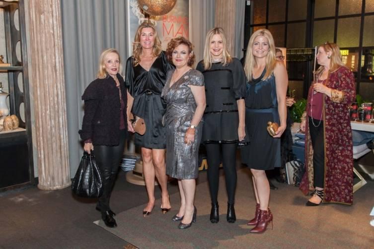 Barbara Brown, Susan Dunlevy, Jennifer Raiser, Mary Beth Shimmon, Jenna Hunt