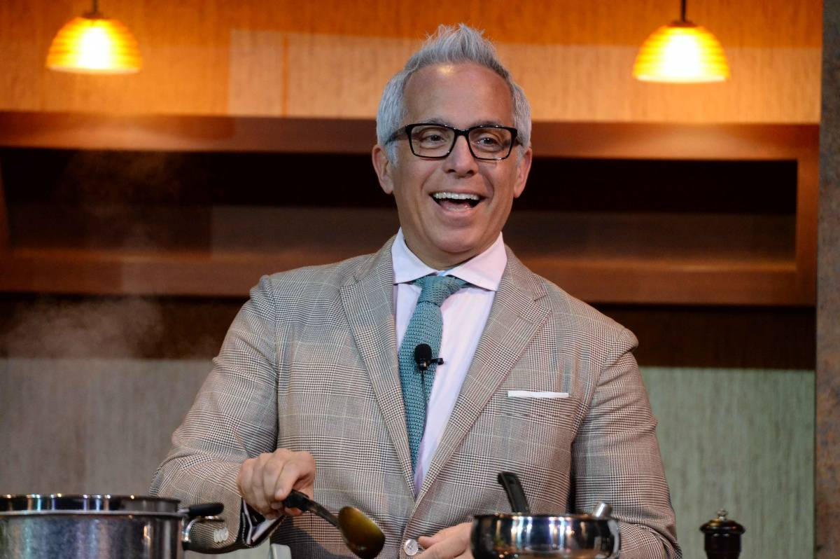 Celebrity Chef Geoffrey Zakarian's Recipes for Chicken ...