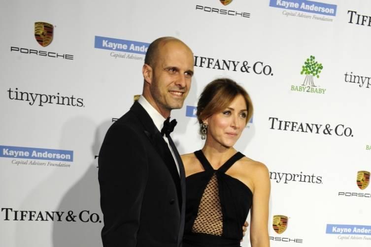 Carlo Ponti & Sasha Alexander