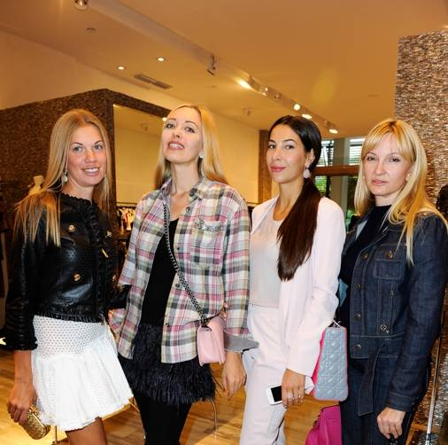 Irina Trukhacheva, Katya Miroshkina, Yana Mishieva, Liliya Atamanyuk