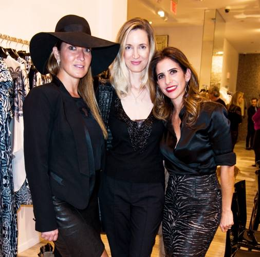 Sarah Mirmelli, Hadley Henriette, Shayne Cohen