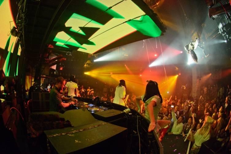 Dash Berlin_Marquee Nightclub Insane Asylum
