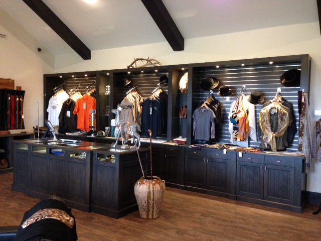 Gaucho shop at Pine Creek