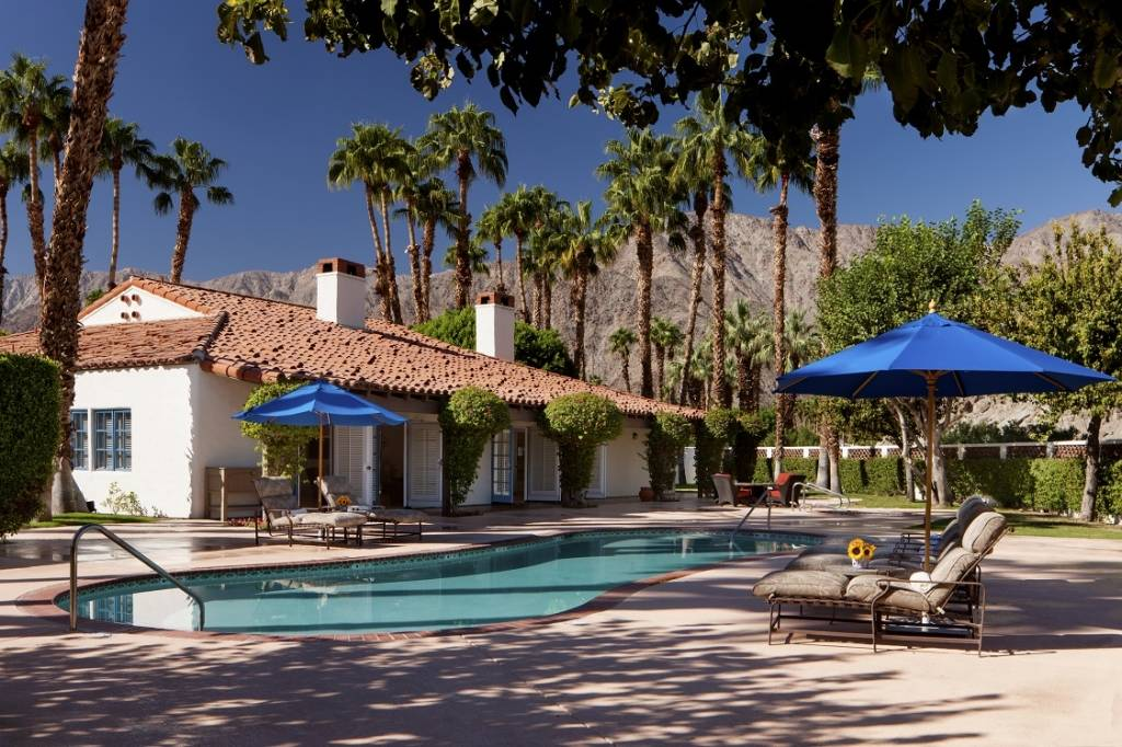 Hacienda Suite Pool