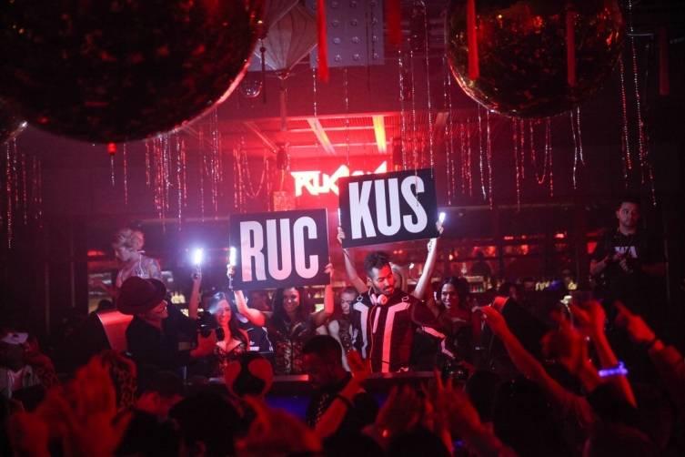 Hakkasan Halloween_DJ Ruckus_10.31.14