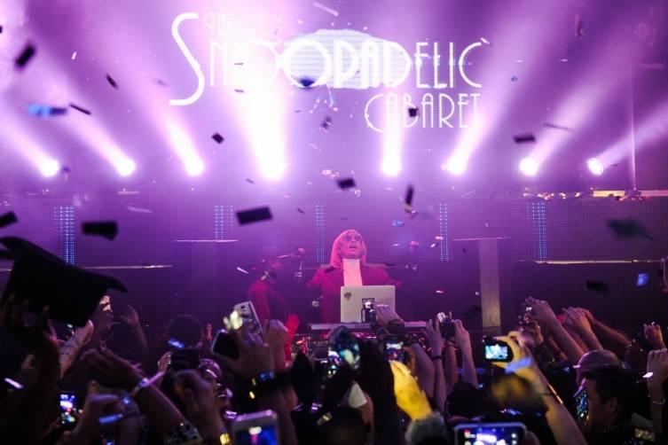 Halloween Snoopadelic Cabaret at TAO Nightclub