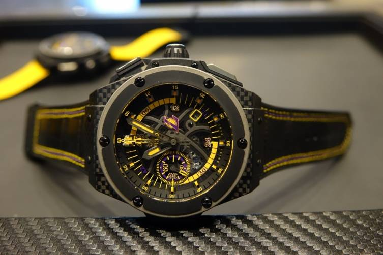 Hublot King Power LA Lakers Watch