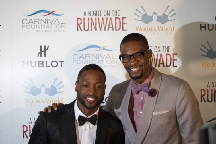 Wade & Bosh
