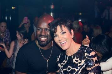 Kris Jenner at 1 OAK Nightclub Las Vegas 2