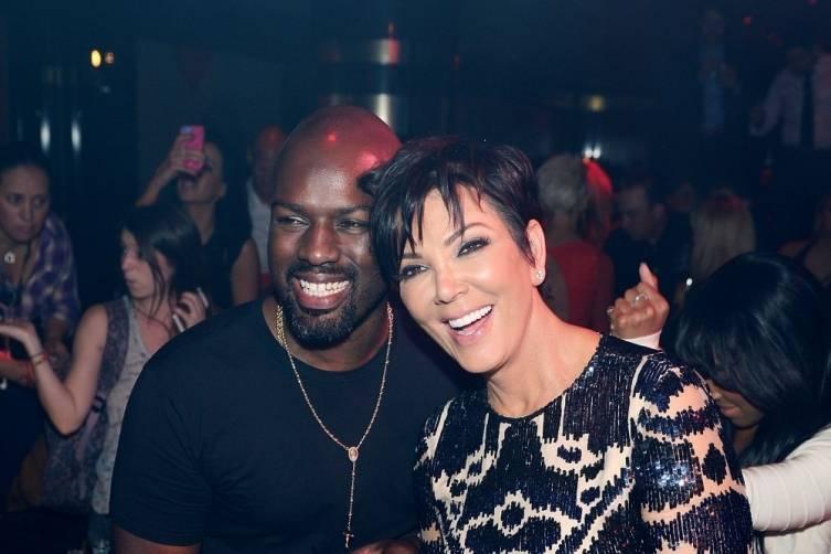 Kris Jenner at 1 OAK Nightclub Las Vegas 2