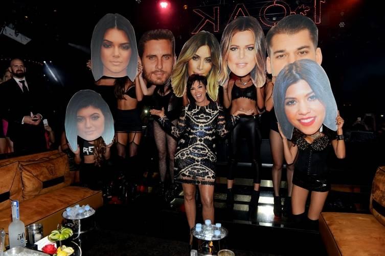Kris Jenner at 1 OAK Nightclub Las Vegas 4