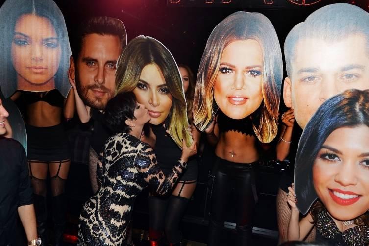 Kris Jenner at 1 OAK Nightclub Las Vegas 5