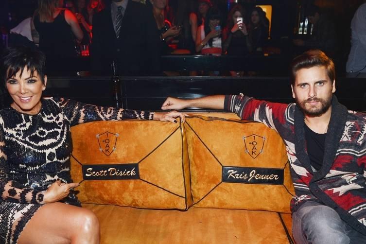 Kris Jenner at 1 OAK Nightclub Las Vegas 6