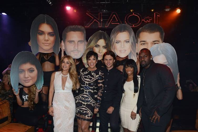 Kris Jenner at 1 OAK Nightclub Las Vegas 7