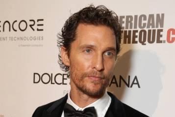 Matthew McConaughey, credit Bryan Beasley