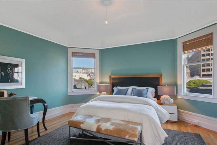 Sotheby's International Realty- Elegant Pacific Heights Condo