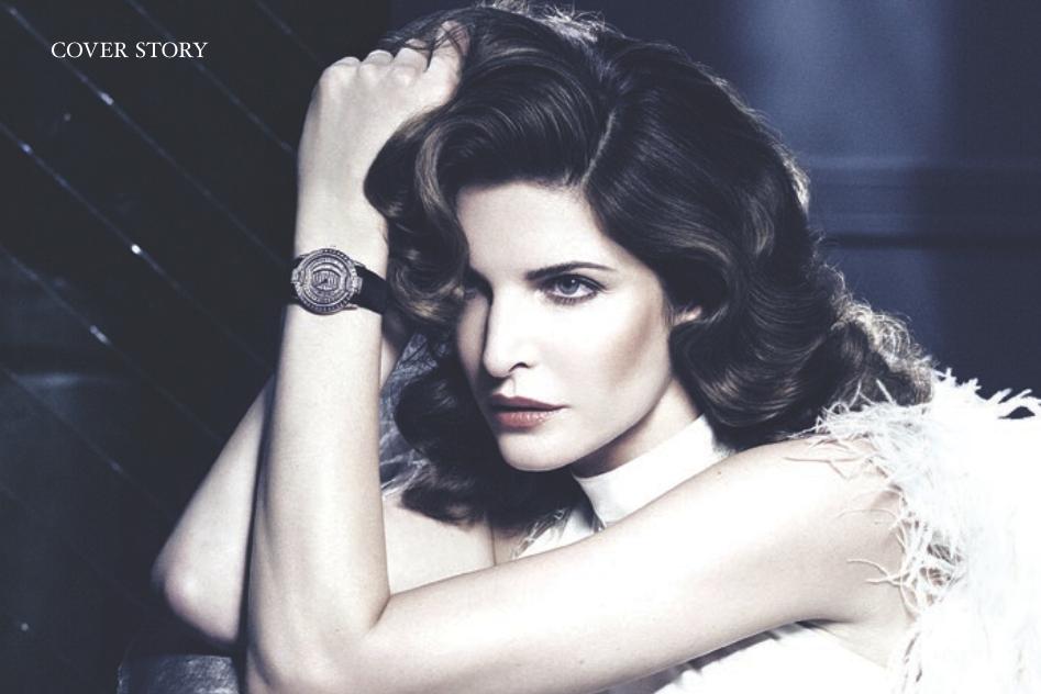 Timeless Beauty Stephanie Seymour Stars In New Roger