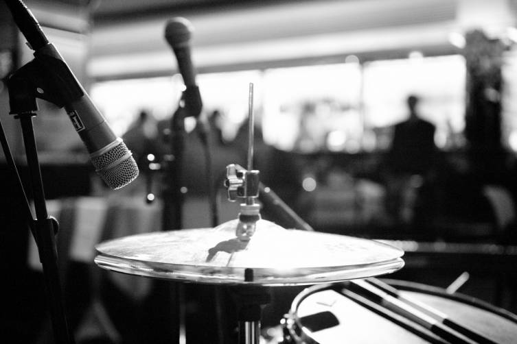drums for YolanDa Brown @ Le Caprice 2013 1