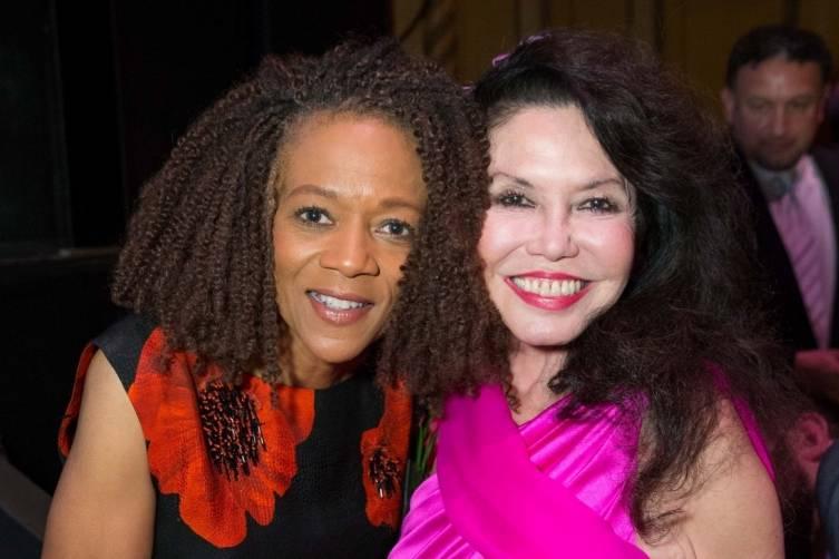 Paula West and Janice Mirikitani